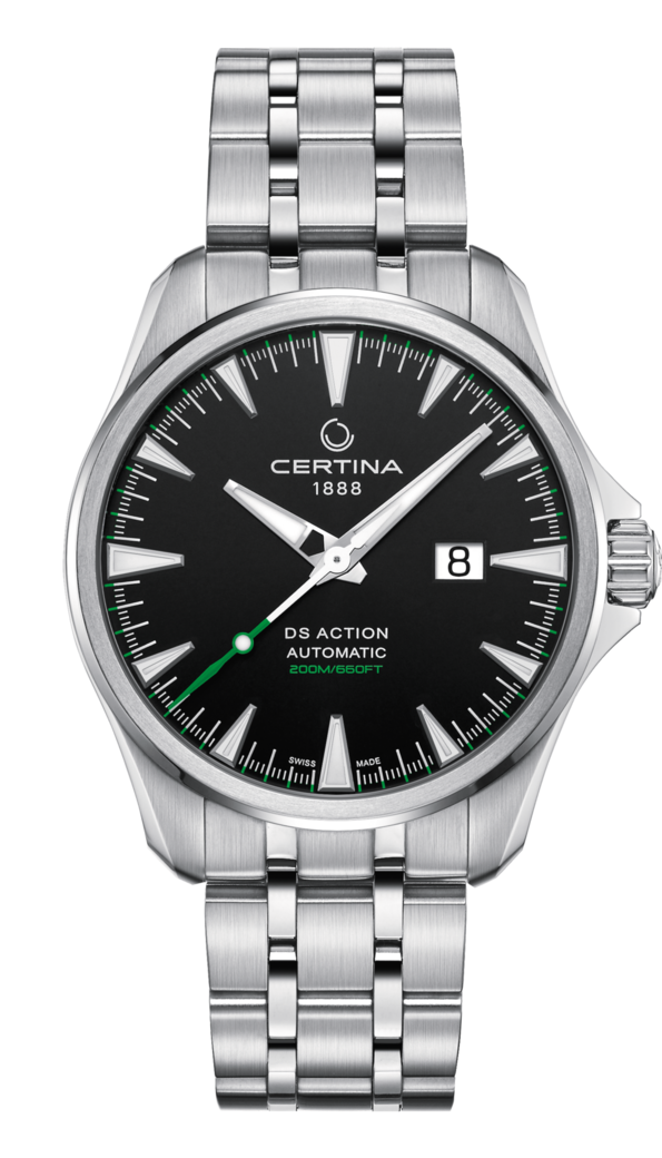 DS Action Automatic Big Date