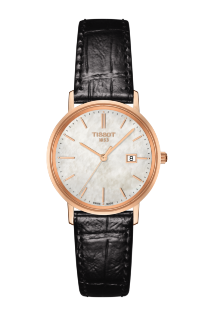 TISSOT GOLDRUN LADY 18K GOLD