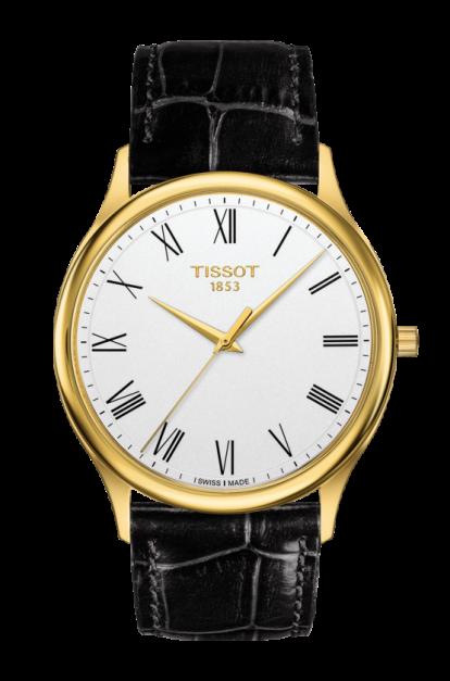 TISSOT EXCELLENCE 18K GOLD