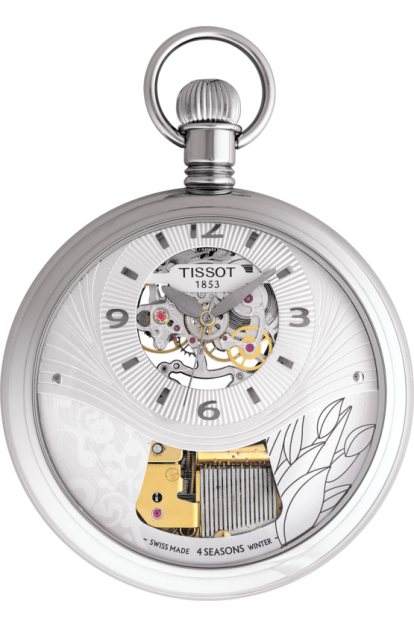 MUSICAL SEASONS BY TISSOT AUTOMATIC