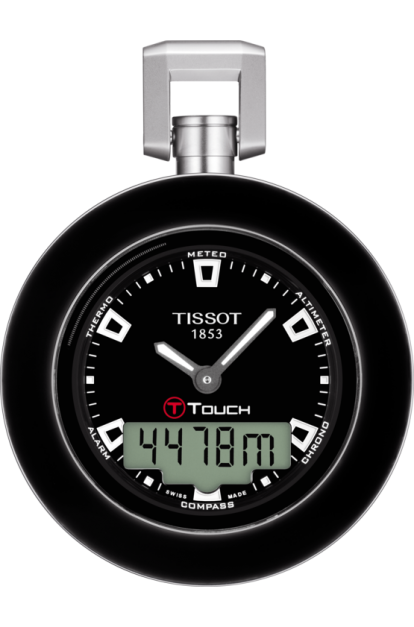 TISSOT POCKET TOUCH