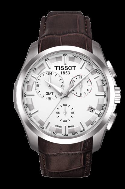 TISSOT COUTURIER GMT