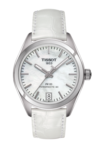 TISSOT PR 100 POWERMATIC 80 LADY