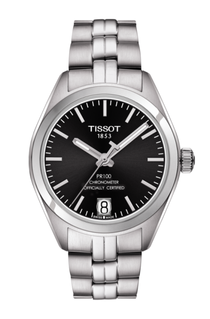 TISSOT PR 100 POWERMATIC 80 LADY COSC