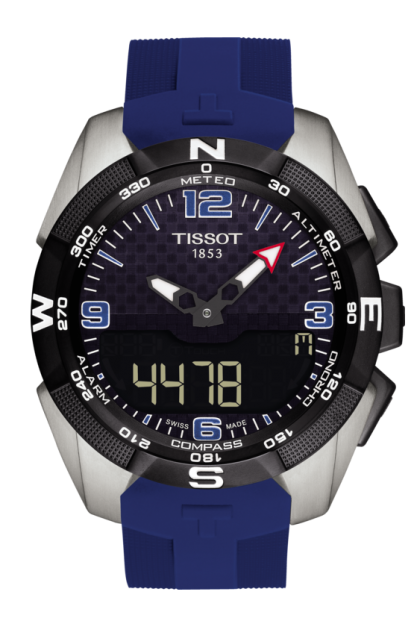 TISSOT T-TOUCH EXPERT SOLAR ICE HOCKEY